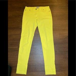 Yellow Alberto Makali Pants!
